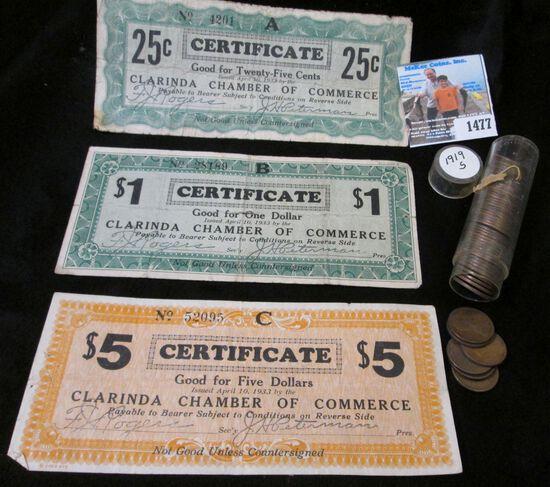 Mckee Coins Inc. Live Auction