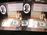 (2) $2 Notes From The Federal Reserve Banks Of Chicago & Cleveland