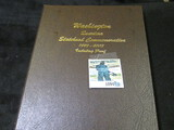 Dansco Washington Statehood Quarters Album From 1999 -2003 With Proof Only Issues