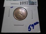 1916-D Wheat Cent