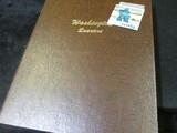 Dansco Washington Quarters Book From 1932- 1997