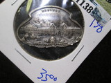 Munich Badge With The Cityscape