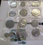 (2) 1979 Mexican Mint Sets