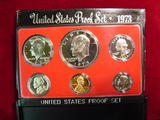 2605. 1973S US Proof Set. Original as Issued.
