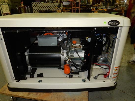 Amazing / Like New! Generac home generator 20kW, model