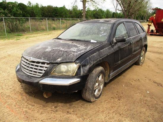 2004 CHRYSLER PACIFICA 4DR AUTOMOBILE A/T, VIN-2C8GM68454R324682 *SALVAGE*IF YOU ARE A GEORGIA