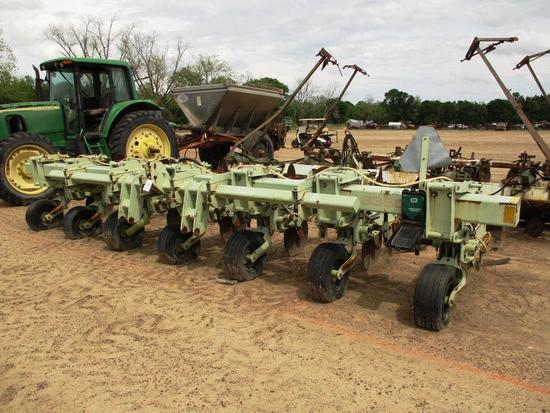 ORTHMAN 8350-6R ROW CROP CULITVATOR 3PT
