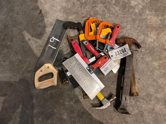 PUTTIE KNIVES, SAWS, PRY BARS, & HAMMERS