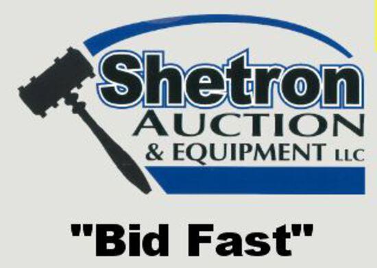 Construction & Farm Equipment Consignment Auction
