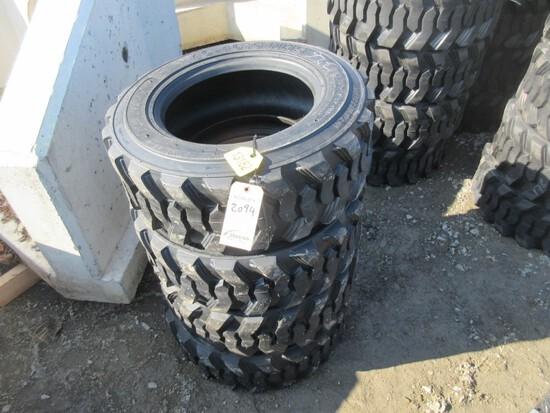 10-16.5 New Set Tires