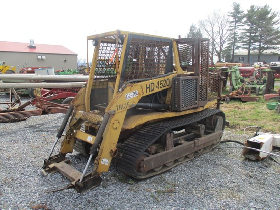 ASV Compact Track Loader HD 4520 ** AS IS **