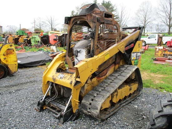 CAT 299D2 XHP Compact Track Loader ** AS IS **