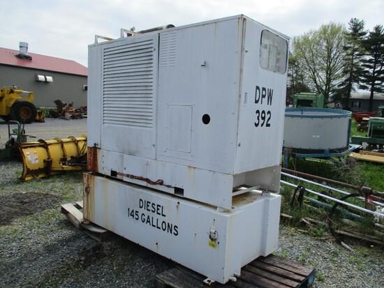 Detroit Diesel Generator ** AS IS **