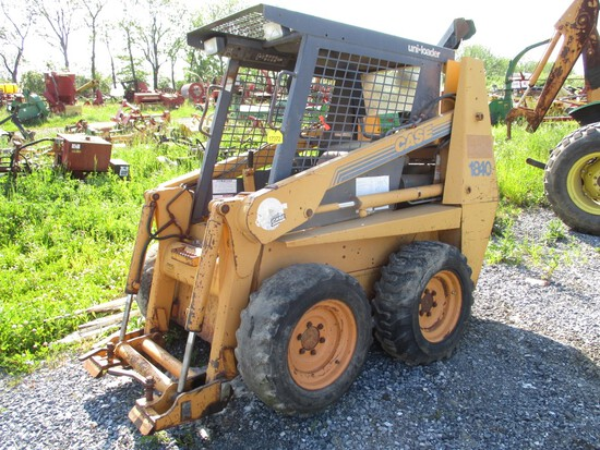 Case 1840 Skid Steer