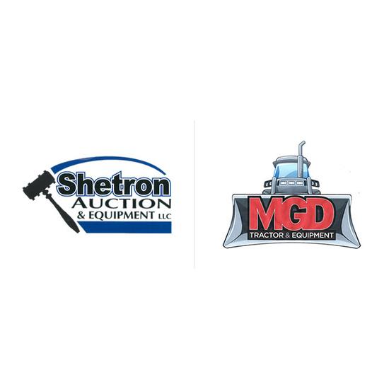 MGD & Shetron Construction & Farm Equipment