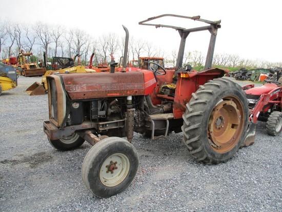 Massey Ferguson 383 Tractor