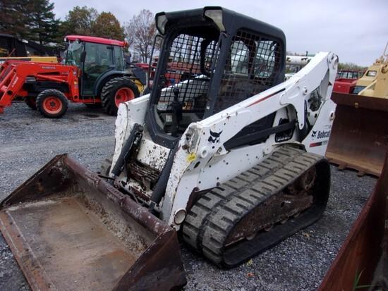 2011 Bobcat T650 Compact Track Loader
