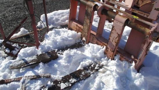 Forks for John Deere 544E Wheel Loader