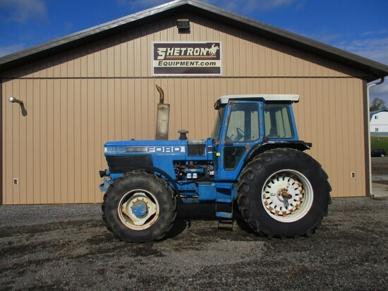 Ford 8830 Powershift Tractor