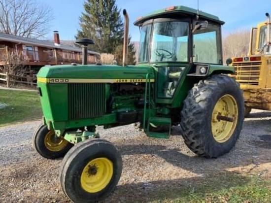 John Deere 4030 Tractor