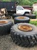 Pneumatic Tires for 744J