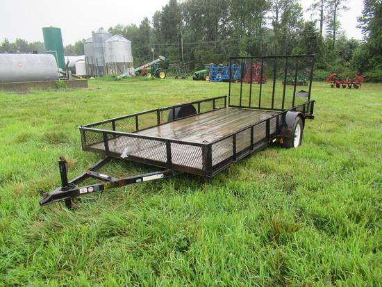 Carry On Utility Trailer
