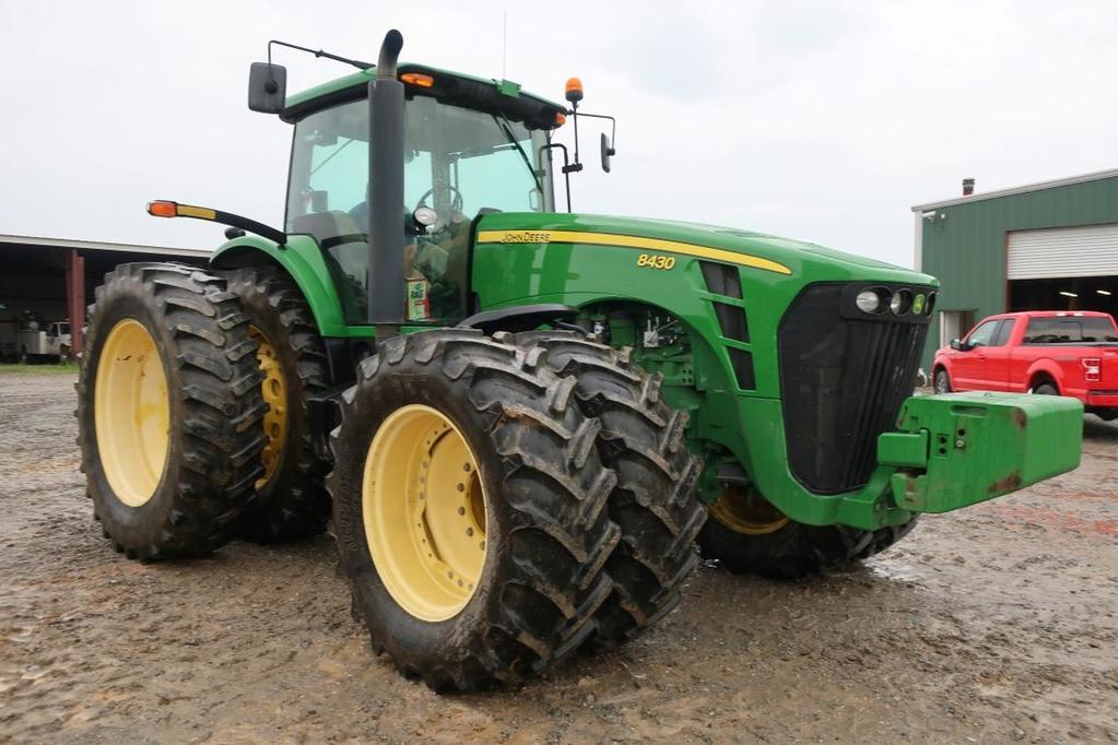 2007 John Deere 8430 Tractor