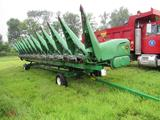 John Deere 612C Corn Head