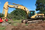 Caterpillar 330CL Excavator