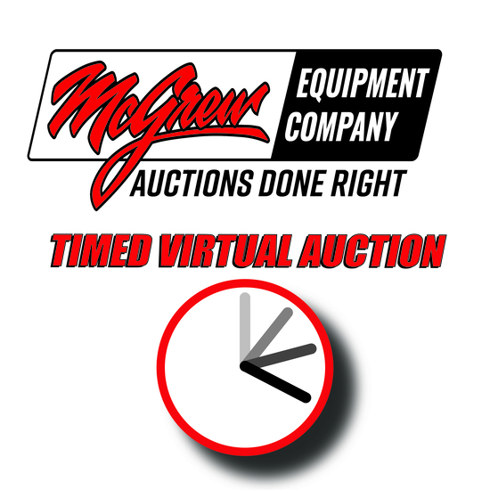 McGrew Equipment Timed Virtual Auction - Ring 2