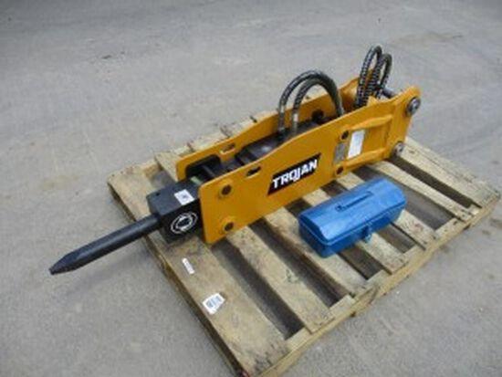 Trojan TH35 Excavator Hammer