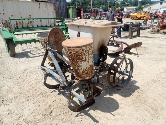Ford 2 Row Corn Planter
