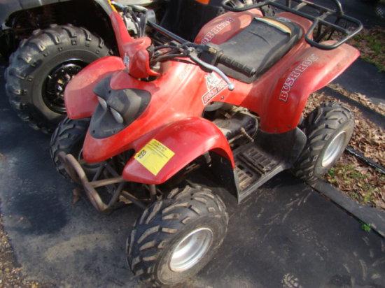 BUSHHOG 50CC ATV
