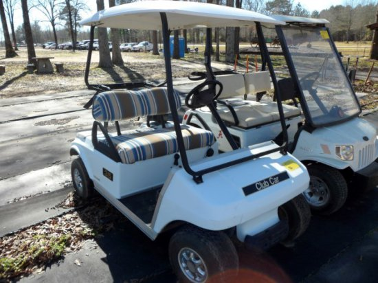 CLUB CAR 35 GOLF CART