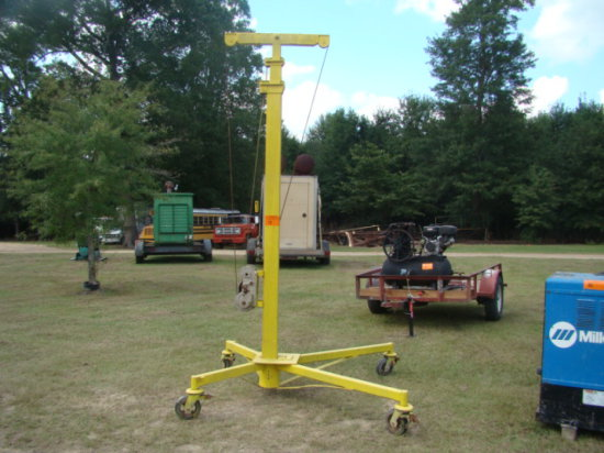 ROLL AROUND CABLE HOIST