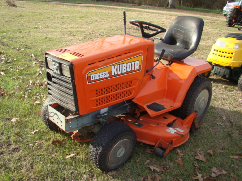 Kubota Lawn Tractor Farm Machinery Implements Tractors Auctions Online Proxibid