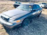 (INOP) (T) 2006 FORD CROWN VICTORIA POLICE CRUISER