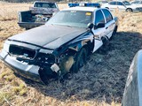 (INOP) 2011 FORD CROWN VICTORIA POLICE CRUISER