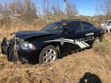 (INOP) (T) 2011 DODGE CHARGER POLICE CRUISER