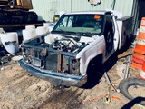 (INOP) (T) 1997 CHEVROLET 2500 WITH UTILITY BED