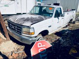 (INOP) 1995 FORD F250