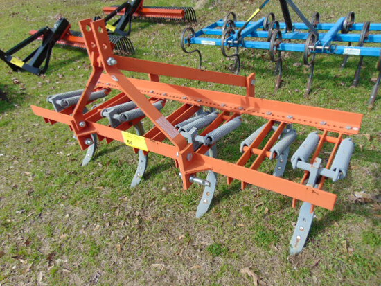 RED 7' SHANK PLOW