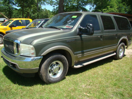 (T) 2000 FORD EXCURSION