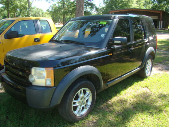 (NO RESERVE) (T) 2006 LAND ROVER