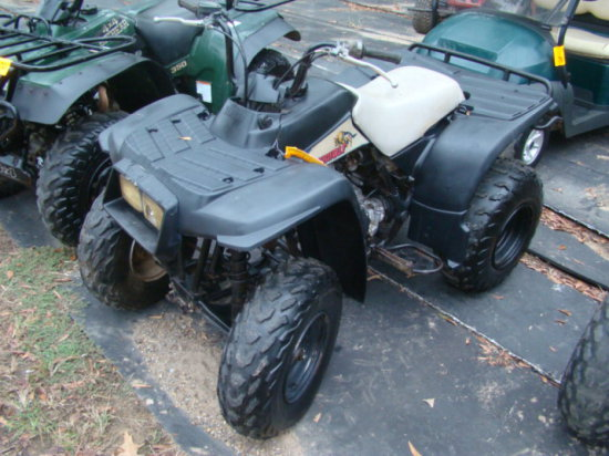 (NT) YAMAHA TIMBERWOLF ATV VIN/JY44BDA00RA123689