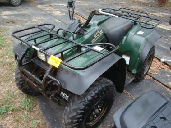 (NT) YAMAHA BIG BEAR 350 ATV VIN/JY44WUW09XA073076