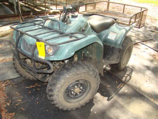 05 YAMAHA BRUIN 350 ATV, SN-5Y4AH10Y85A015895
