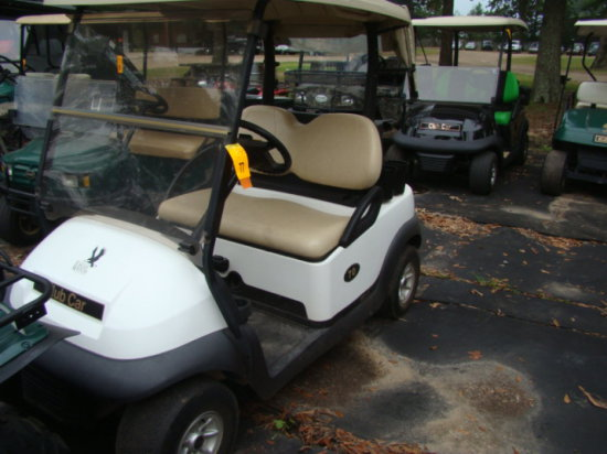 2006 CLUB CAR GOLF CART VIN/PQ0644-701689