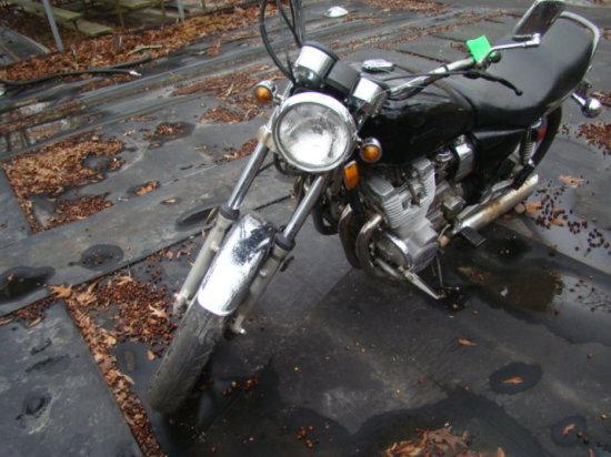 (T) 1980 YAMAHAXS MOTORCYCLE MI/27,591 COLOR/BLK VIN/3J6010540