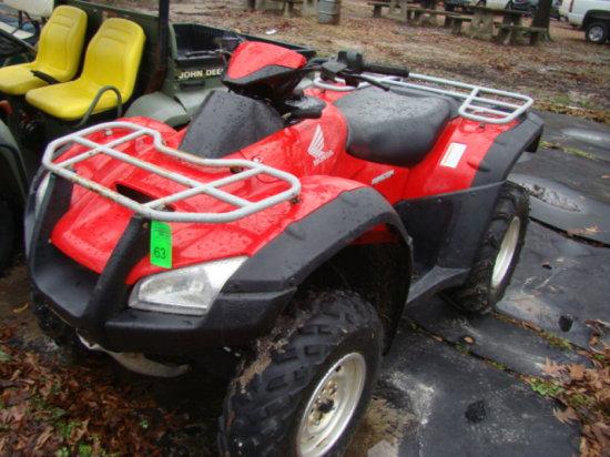 (T) 2005 HONDA RICON ATV VIN/1HFTE280454008980